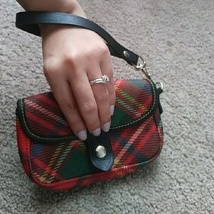 Vintage Dooney & Bourke made in the USA wristlet